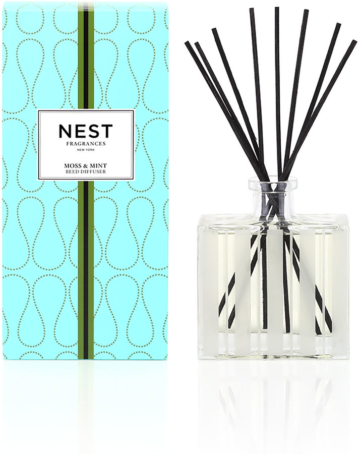 NEST Fragrances Moss & Mint Reed Diffuser