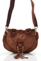 See by Chloe Brown Terracotta Collins Crossbody Bag $460 90069379