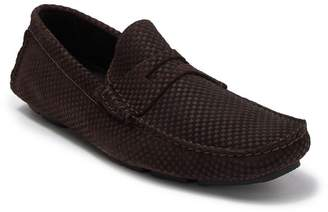 Bugatchi Palm Beach Suede Penny Loafer