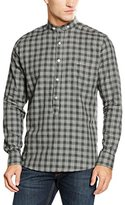 Luis Trenker Men's Bennett Karo Business Shirt,XXL