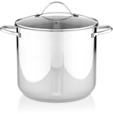 Tools of the Trade Stainless Steel 16 Qt. Covered Stockpot, Created for Macy's