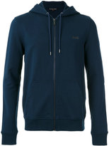 Michael Kors zip up jacket - men - Cotton/Spandex/Elastane - S
