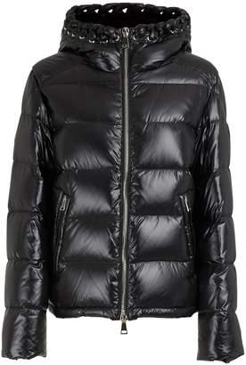 Noir Kei Ninomiya Moncler Genius 6 Moncler Almandine down jacket