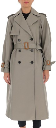 Tory Burch Classic Double Breasted Trench Coat