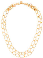 Catherine Malandrino Double Row Link Necklace