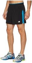 New Balance Impact 5 Track Shorts Men's Shorts