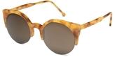 RetroSuperFuture SUPER by Lucia Vintage Havana Sunglasses
