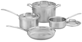 Cuisinart Triple Ply Stainless Steel Cookware Set (7 PC)