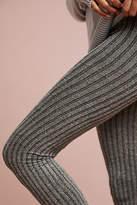 Pure + Good Tweed Ribbed Leggings