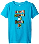 Life is Good Build Blocks CrusherTM Tee (Toddler)