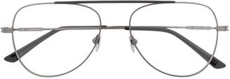 Calvin Klein Aviator Frame Glasses