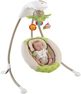 Fisher-Price Deluxe Cradle 'n Swing