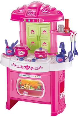 World Tech Toys Glamor Girlz My Kitchen Playset
