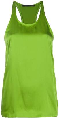 Haider Ackermann Silk Tank Top