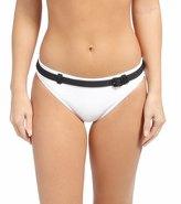 LaBlanca La Blanca Let's Bond Belted Hipster Bikini Bottom 8112581