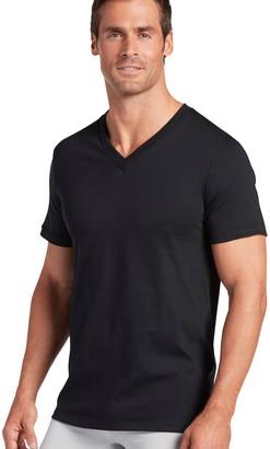 Jockey Big & Tall Classic V-Neck T-Shirt - 6 Pack