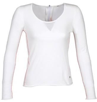 TBS MABPUL women's Long Sleeve T-shirt in White