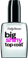 Sally Hansen Treatment Big Shiny Top Coat, 41056, 0.4 Fluid Ounce