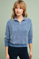 Wildfox Couture Soto Quarter-Zip Pullover