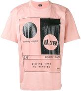Diesel 78 print T-shirt