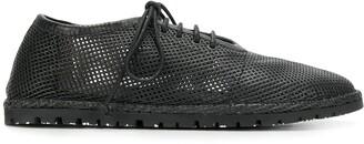 Marsèll Cutout Lace-Up Shoes