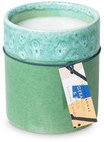 Oliver Bonas Geranium & Basil Ceramic Glaze Candle
