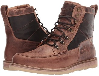 Lucchese Lace-Up Range Boot