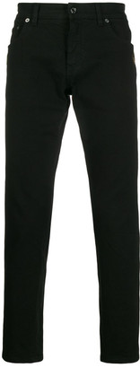 Dolce & Gabbana Jeans With Stamp
