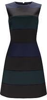 Phase Eight Aleigh Stripe Dress, Multi