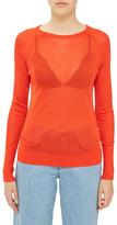 Topshop Sheer Sweater