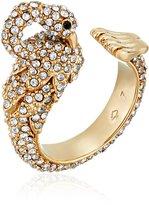 Kate Spade Pave Swan Ring, Size 7