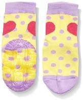 Sterntaler Girl's Calf Socks - Purple -