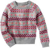 Osh Kosh Fair Isle Sweater