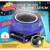 SCIENTIFIC EXPLORER Scientific Explorer Space Theater Planetarium 12-pc. Discovery Toy