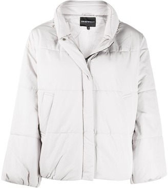 Emporio Armani Quilted Puffer Jacket
