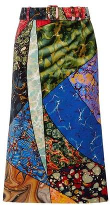 Rosie Assoulin 3/4 length skirt