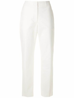 Egrey Cropped Trousers