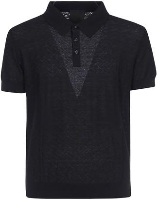 Rrd   Roberto Ricci Design RRD - Roberto Ricci Design Zigzag Polo Shirt