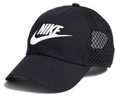 Nike Women's Mesh Baseball Cap - Black