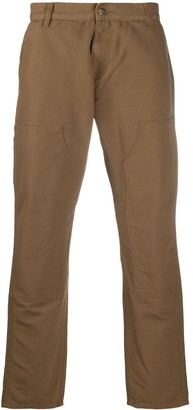 Carhartt Wip Double Knee organic cotton trousers