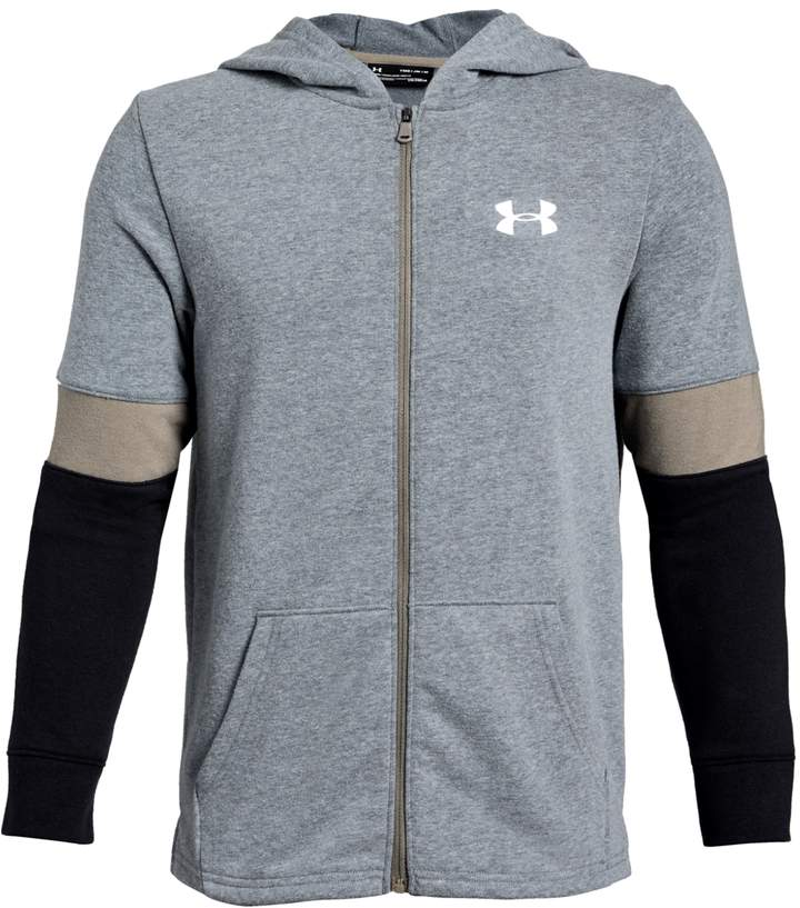 1e5fd34fa Under Armour Gray Boys' Sweatshirts - ShopStyle