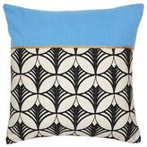 Apt2B Zoe Toss Pillow BLUEBERRY