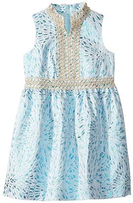 Lilly Pulitzer Mini Franci Dress (Toddler/Little Kids/Big Kids)
