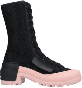 SUPERGA x MARCO DE VINCENZO Ankle boots