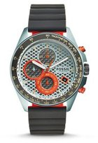 Fossil Men's CH3025 Sport 54 Chronograph Gunmetal Silicone Watch