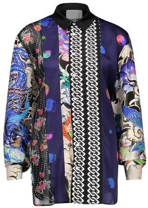 Koché Patchwork shirt