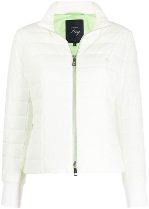 Fay Zipped-Up Jacket