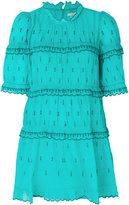 Etoile Isabel Marant tiered mini dress