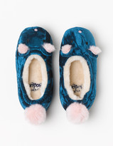 Boden Mouse Slippers