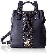 Tommy Hilfiger Eyelet Fashion Backpack
